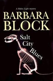 SALT CITY BLUES by Barbara Block
