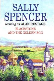 BLACKSTONE AND THE GOLDEN EGG by Sally Spencer