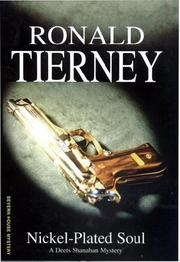 NICKEL-PLATED SOUL by Ronald Tierney