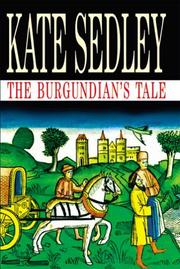 Book Cover for THE BURGUNDIAN'S TALE