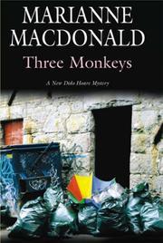 THREE MONKEYS by Marianne Macdonald