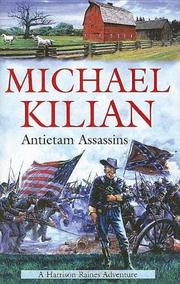 Book Cover for ANTIETAM ASSASSINS