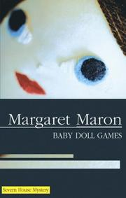 Book Cover for BABY DOLL GAMES