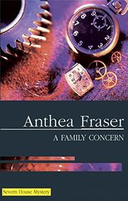 Cover art for A FAMILY CONCERN