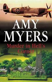 MURDER IN HELL'S CORNER by Amy Myers