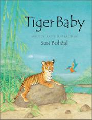 TIGER BABY by Susi Bohdal