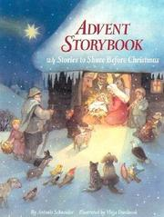 Book Cover for ADVENT STORYBOOK