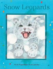 Cover art for SNOW LEOPARDS