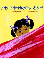 MY MOTHER'S SARI by Sandhya Rao