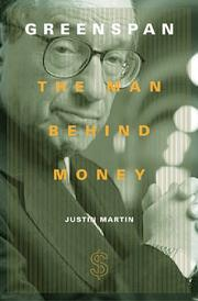 GREENSPAN by Justin Martin