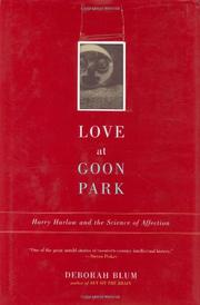 Cover art for LOVE AT GOON PARK