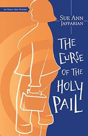 Cover art for THE CURSE OF THE HOLY PAIL
