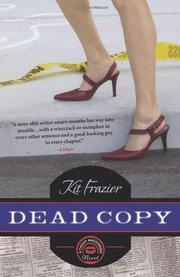 DEAD COPY by Kit Frazier