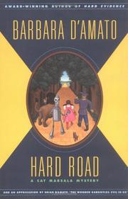 HARD ROAD by Barbara D'Amato
