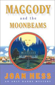 MAGGODY AND THE MOONBEAMS by Joan Hess