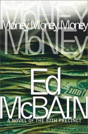 Book Cover for MONEY, MONEY, MONEY