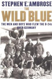 Book Cover for THE WILD BLUE