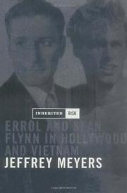 INHERITED RISK by Jeffrey Meyers