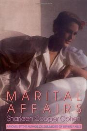 MARITAL AFFAIRS by Sharleen Cooper Cohen