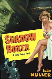 Cover art for SHADOW BOXER