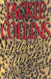 Cover art for HOLLYWOOD WIVES