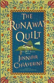 Cover art for THE RUNAWAY QUILT