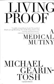 LIVING PROOF by Michael Gearin-Tosh
