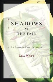 SHADOWS AT THE FAIR by Lea Wait