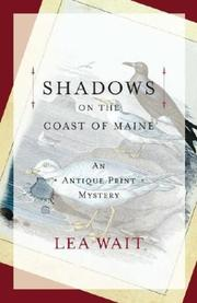 Cover art for SHADOWS ON THE COAST OF MAINE