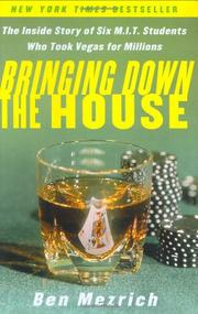 Cover art for BRINGING DOWN THE HOUSE