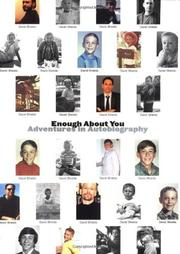 ENOUGH ABOUT YOU by David Shields