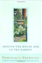 Cover art for AROUND THE HOUSE AND IN THE GARDEN