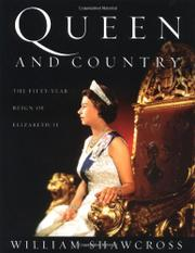 Cover art for QUEEN AND COUNTRY