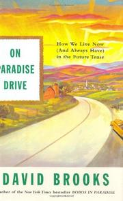 Cover art for ON PARADISE DRIVE