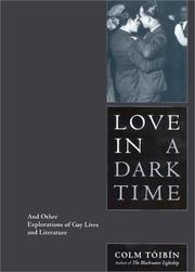 Book Cover for LOVE IN A DARK TIME