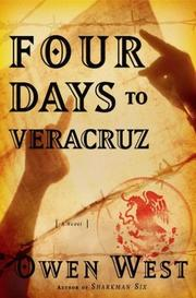 Cover art for FOUR DAYS TO VERACRUZ