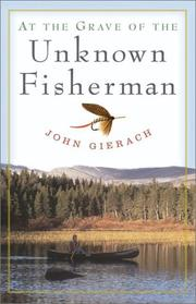 Book Cover for AT THE GRAVE OF THE UNKNOWN FISHERMAN