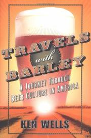 Cover art for TRAVELS WITH BARLEY