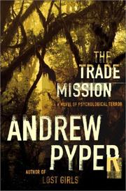 Cover art for THE TRADE MISSION