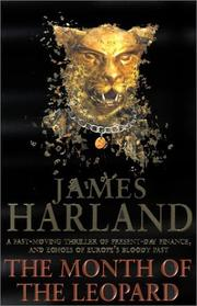 THE MONTH OF THE LEOPARD by James Harland