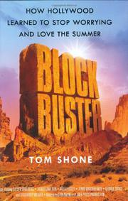 BLOCKBUSTER by Tom Shone