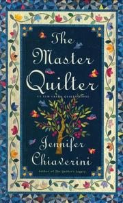 Cover art for THE MASTER QUILTER