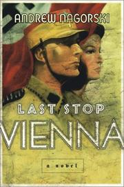 Cover art for LAST STOP VIENNA