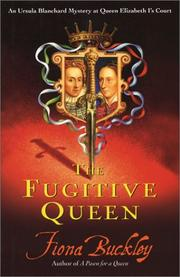 Cover art for THE FUGITIVE QUEEN