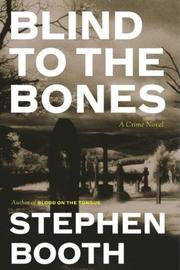 Cover art for BLIND TO THE BONES