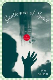Cover art for GENTLEMEN OF SPACE