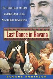 Cover art for LAST DANCE IN HAVANA