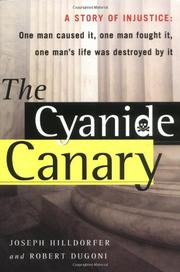 THE CYANIDE CANARY by Joseph Hilldorfer