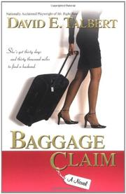 BAGGAGE CLAIM by David E. Talbert