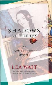 SHADOWS ON THE IVY by Lea Wait